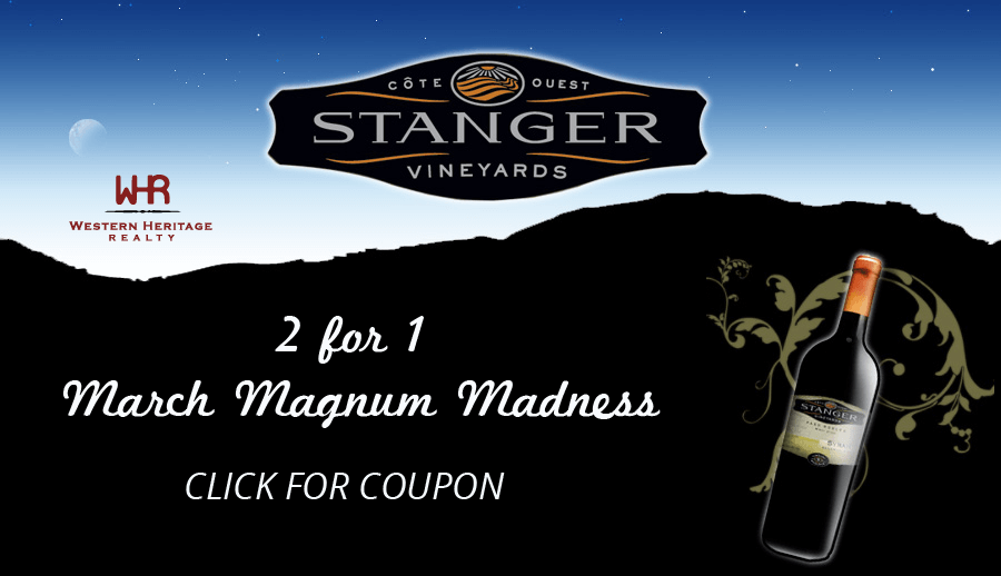 Stanger March Magnum Madness Coupon