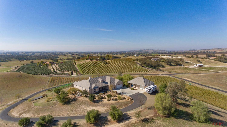 Creston Hills Ranch Aerial
